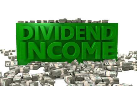 Dividend Income Finance Investing Investments